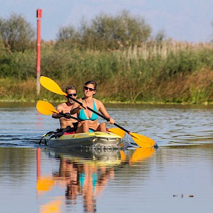One of our favorite things to do on Lake Skadar